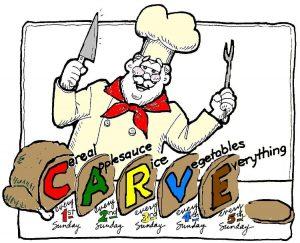 CARVE logo color