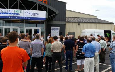 Helping Asbury's Neighbors in Need